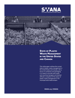 Thumbnail for SWANA whitepaper: State of Plastic Waste Management in the United States and Canada